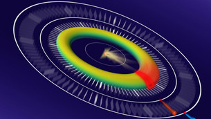 Clocking the movement of electrons inside an atom