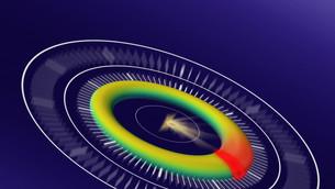 Clocking electron movements inside an atom