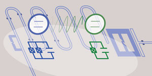 Trade-off with superconducting qubits overcome by quantum filter