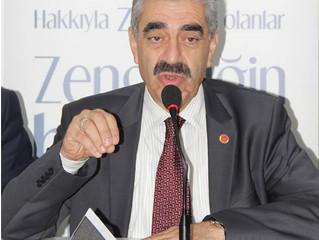 M. ZİYATTİN TOKAR ASKON'U ZİYARET ETTİ