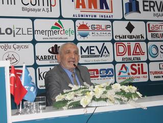 """ASKON İZMİR'de """"Abdülhamid"""" Konferansı"""