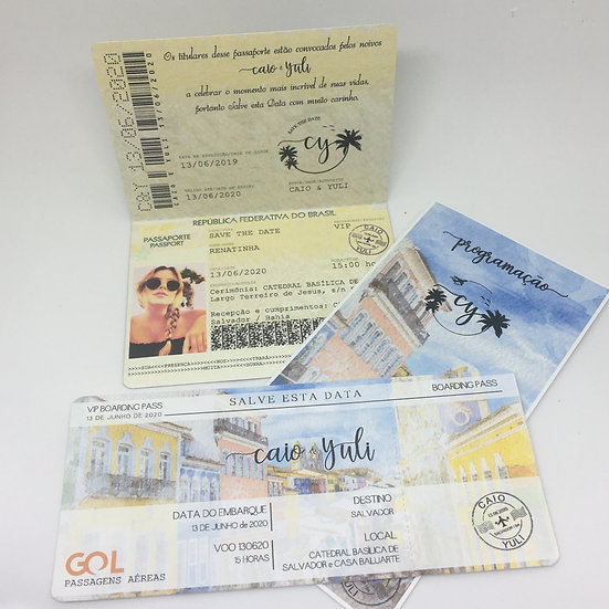 Convite Passaporte MOD-03