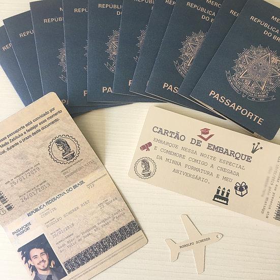 Convite Passaporte MOD-02C