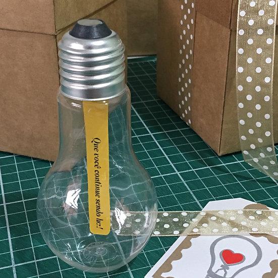Caixa de Ideias - Seja Luz!