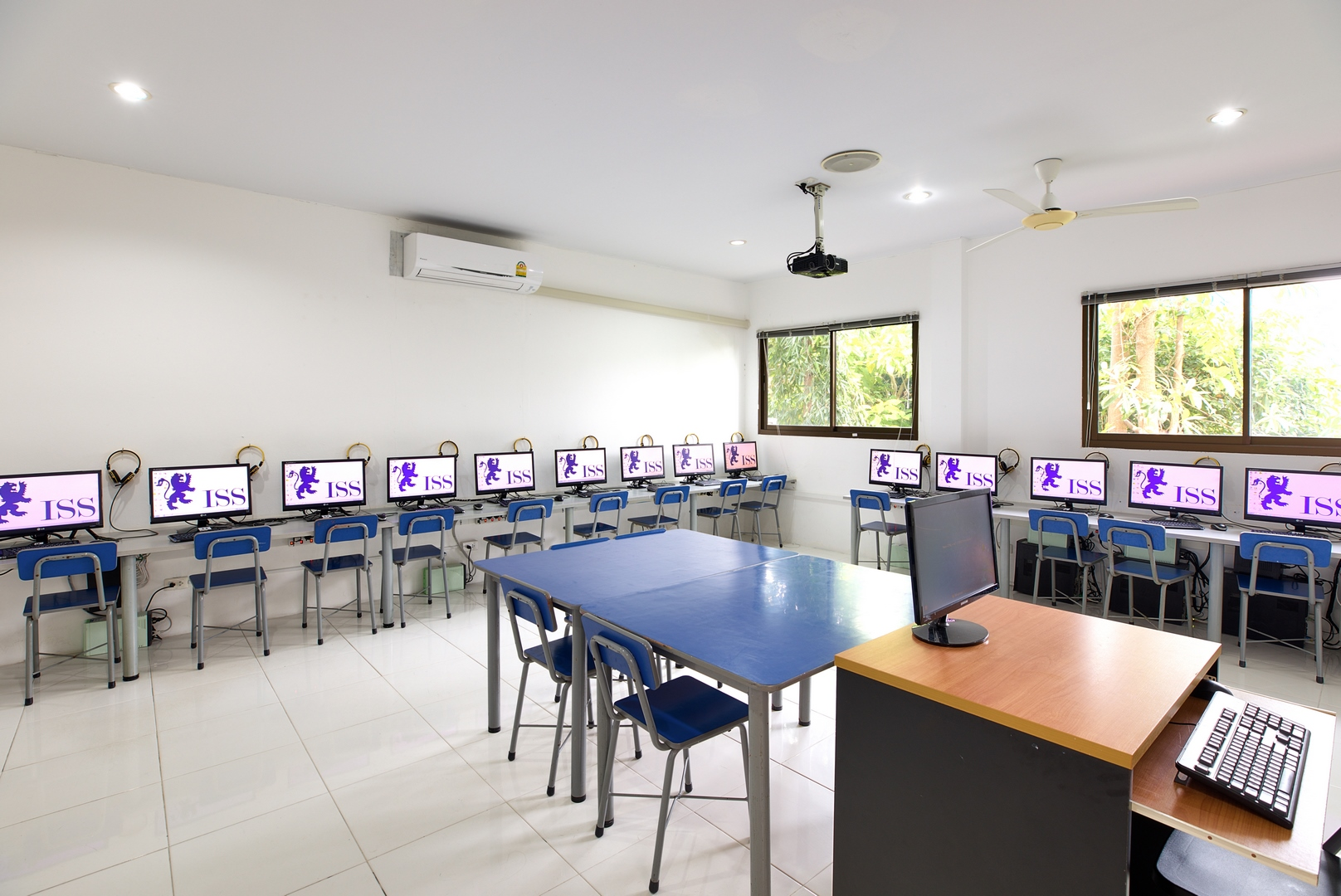 Primary ICT Room