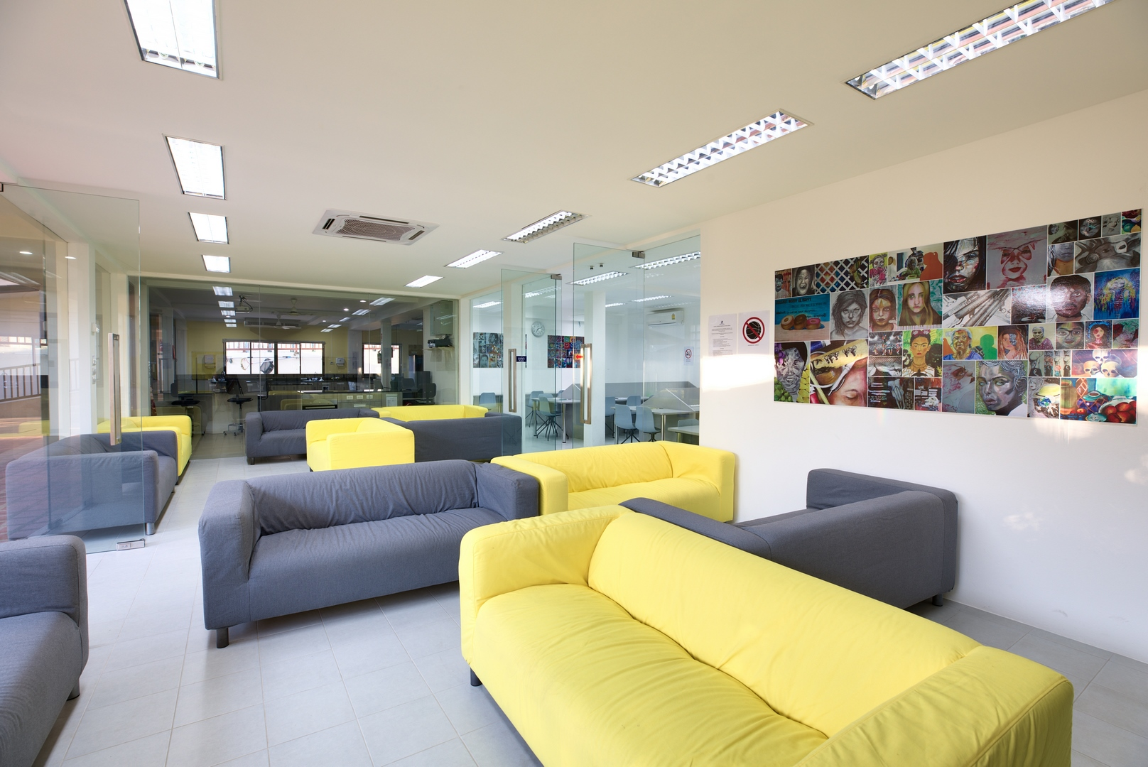 IGCSE Common Room