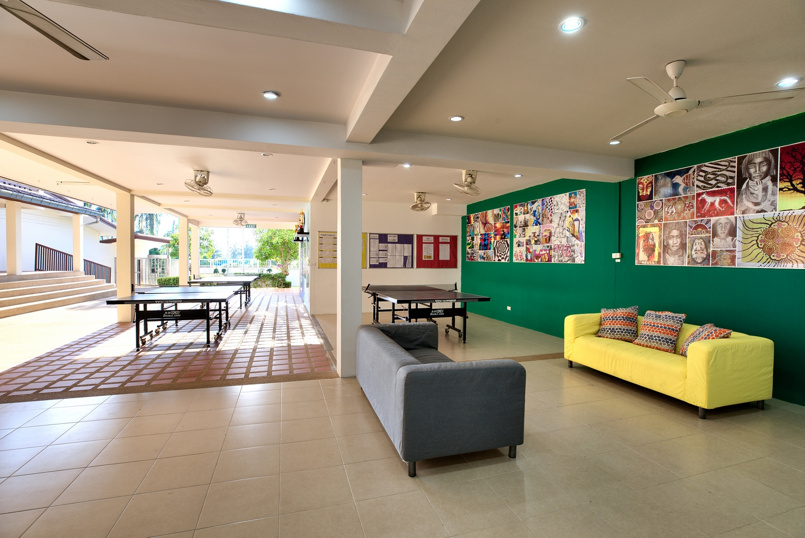 Senior Common Area