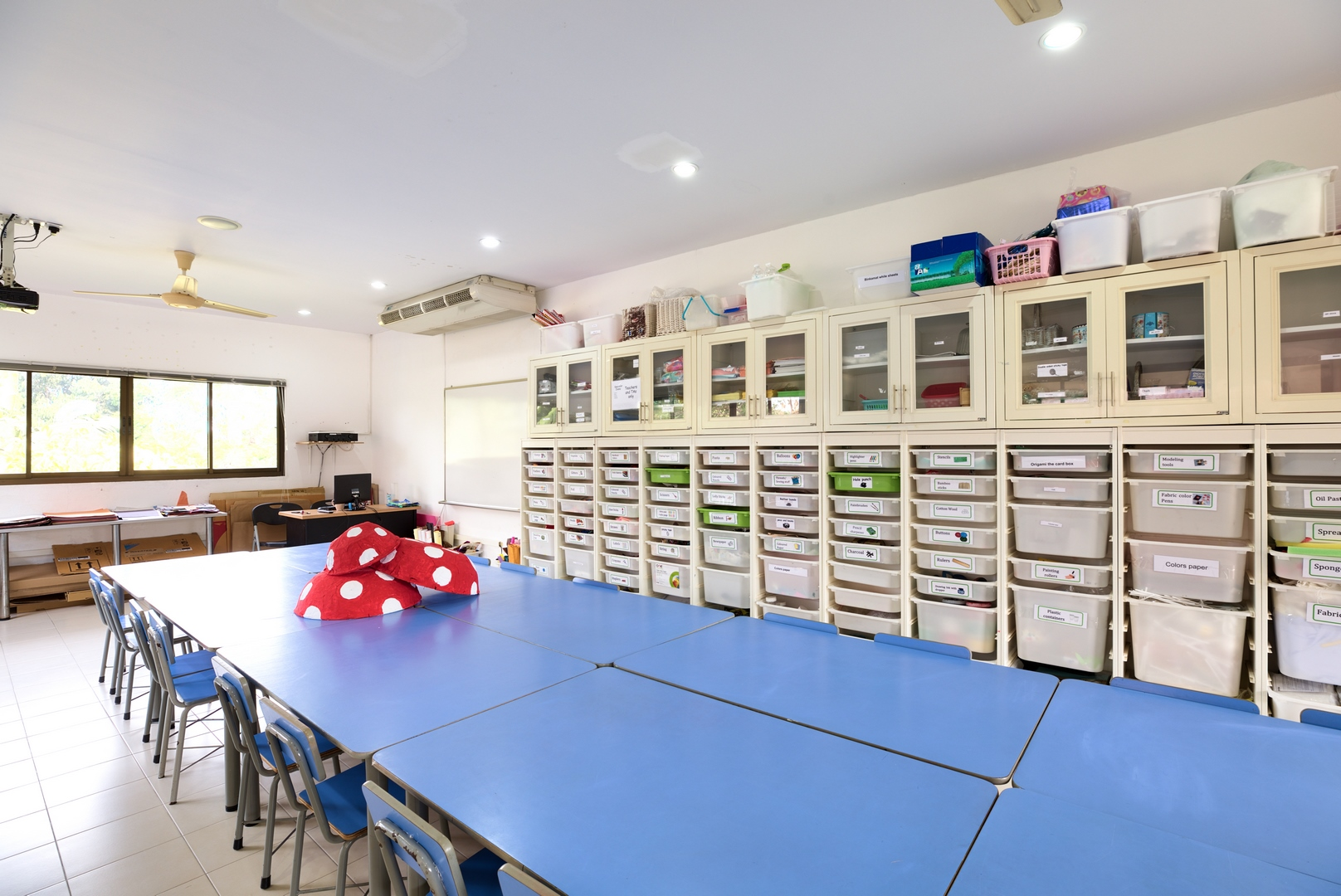 Primary Art Room