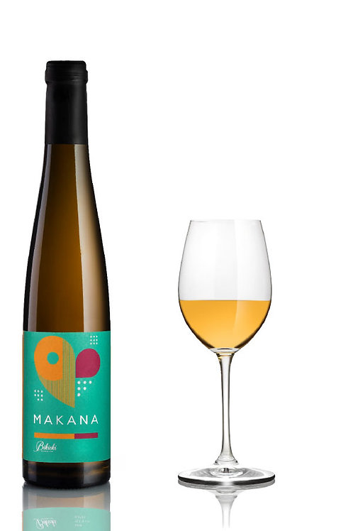 Makana - Traminac 0.375ml - organic wine, Serbia
