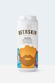 Mr Beerskin cosmetics Energyzing Shampoo