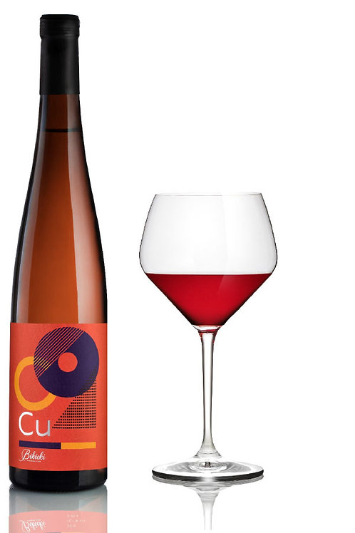 Cu - Pinot Grigio - organic wine, Serbia