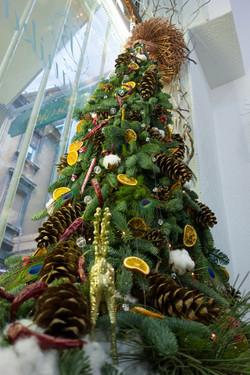 New Year Tree by Botanika.rs