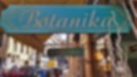 Botanika.rs cvecara beograd ulaz izlog logo