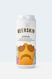 Mr Beerskin cosmetics Cool Up Shower Gel