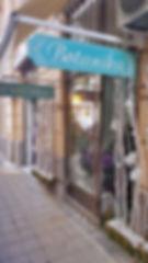 Botanika.rs flower shop entrance