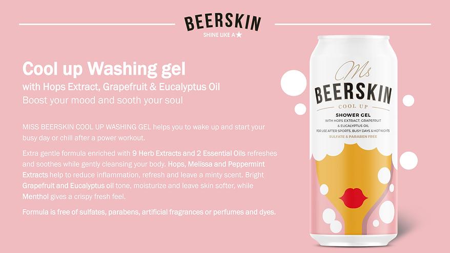 Cool up washing gel Ms Beerskin.png