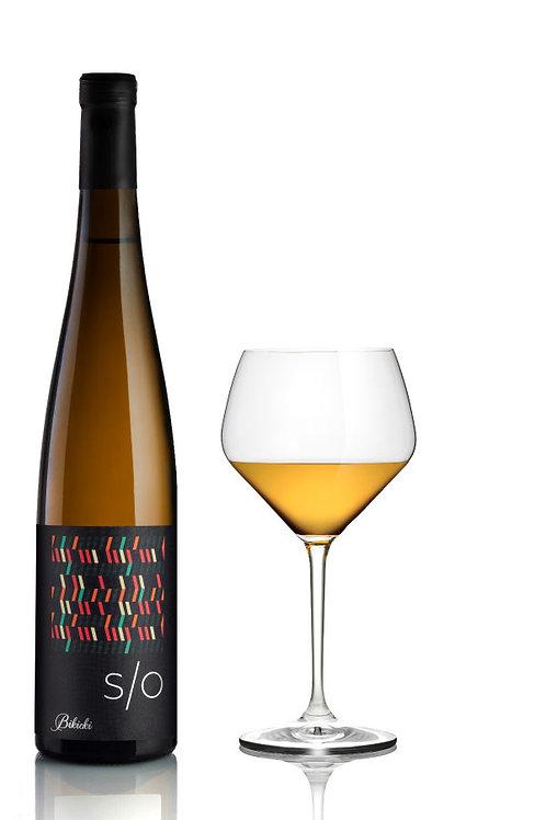 S/O - Sauvignon Blanc - organic wine, Serbia