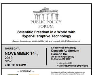 Scientific Freedom in a World with Hyper-Disruptive Technology
