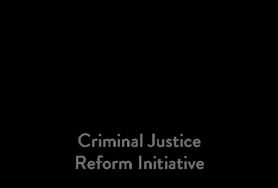 Criminal Justice Reform Initiative