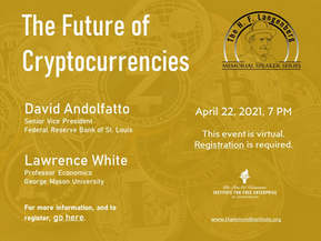 The Future of Cryptocurrencies