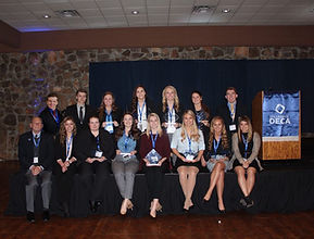 DECA Team - State Competition (Feb 2018)