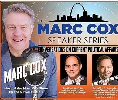 The Marc Cox Speaker Series