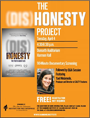 The (Dis)Honesty Project