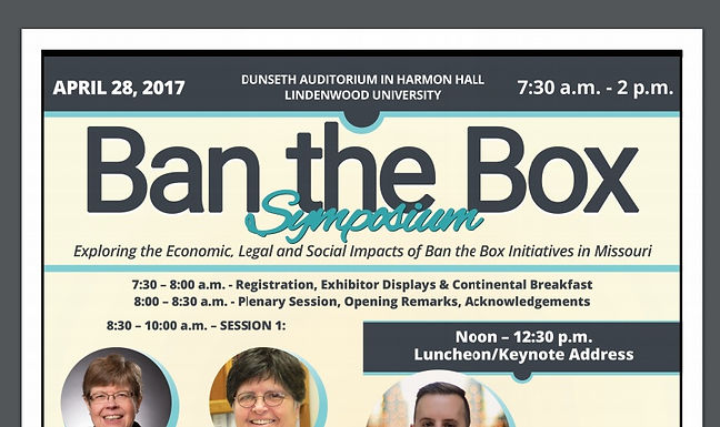 Ban the Box Symposium