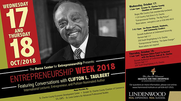 Entrepreneurship Week 2018 - Monitor Art