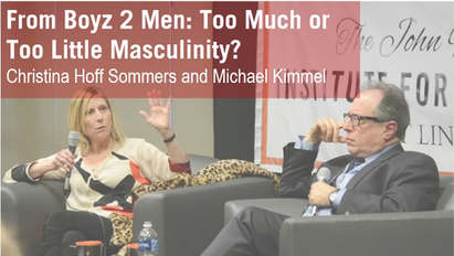 From Boyz 2 Men: Too Much or Too Little Masculinity
