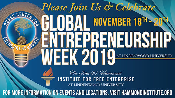 Entrepreneurship Week 2019 - Monitor Art
