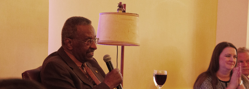 Dinner with Dr. Walter Williams - 9/14/19