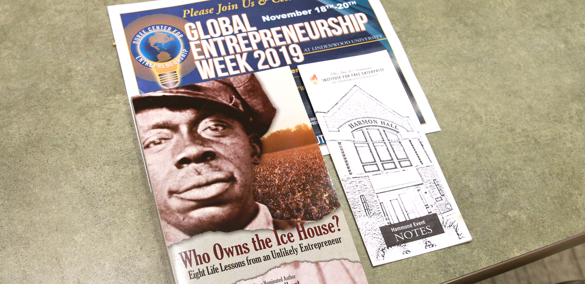 Global Entrepreneurship Week 2019