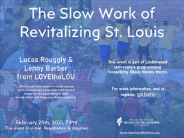 The Slow Work of Revitalizing St. Louis