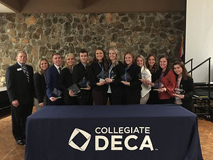 LU DECA Team - MO State Comp (Feb. 2019)