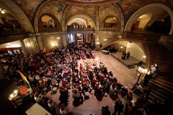 Inside the Missouri Capitol