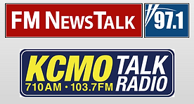 FM News Talk (97.1 FM)   KCMO Talk Radio (710 AM -103.7 FM)