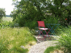 Garten Sitzplatz - Gärten & Pools Sven Studer AG