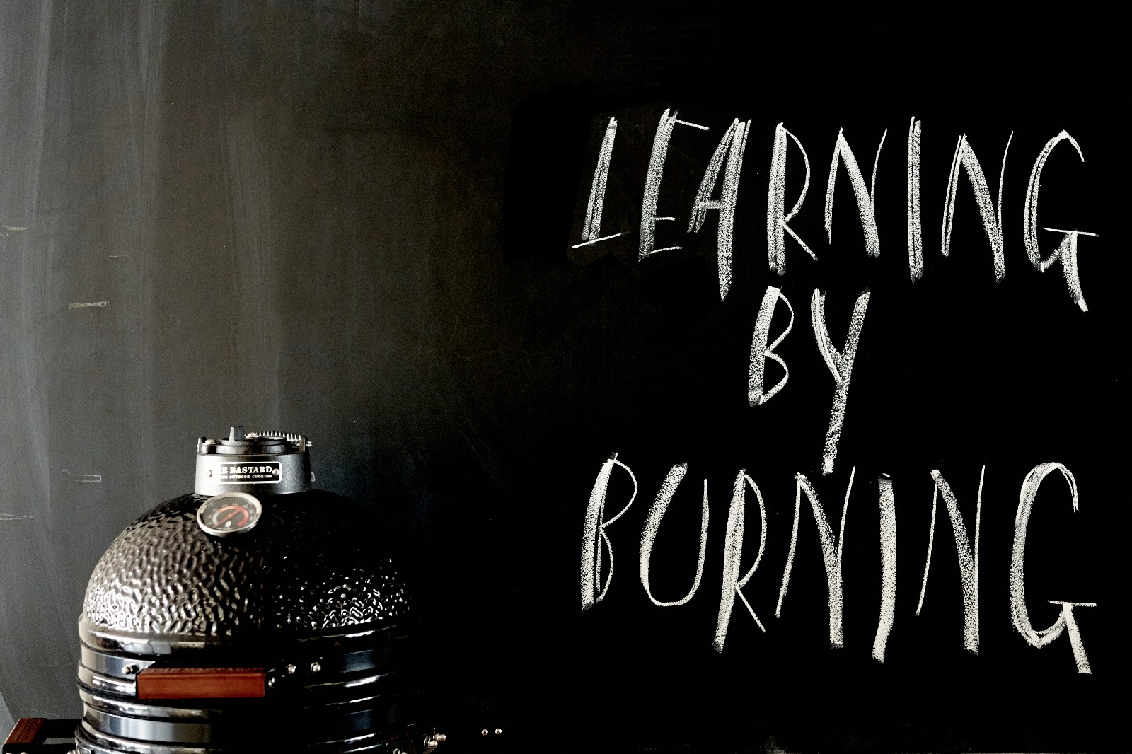 Learning by burning