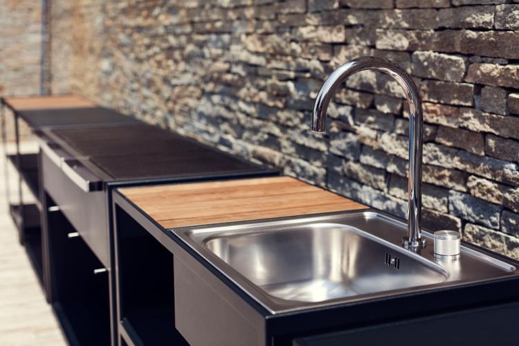 outdoorküchen röshults