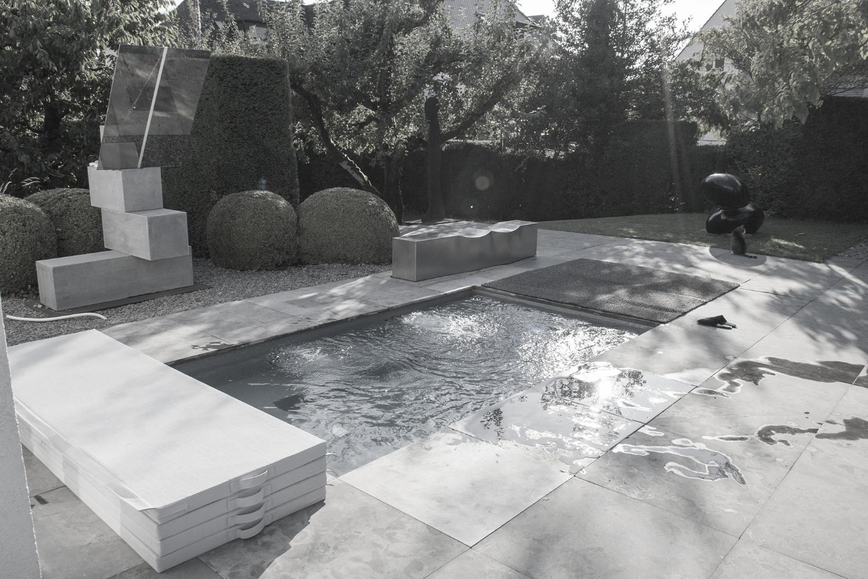 pool bauen