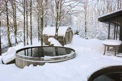 Fass Sauna - Gärten & Pools Sven Studer AG