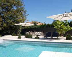 Swimming Pool für den Garten - Gärten & Pools Sven Studer AG