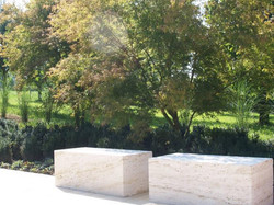 Steine im Garten - Gärten & Pools Sven Studer AG