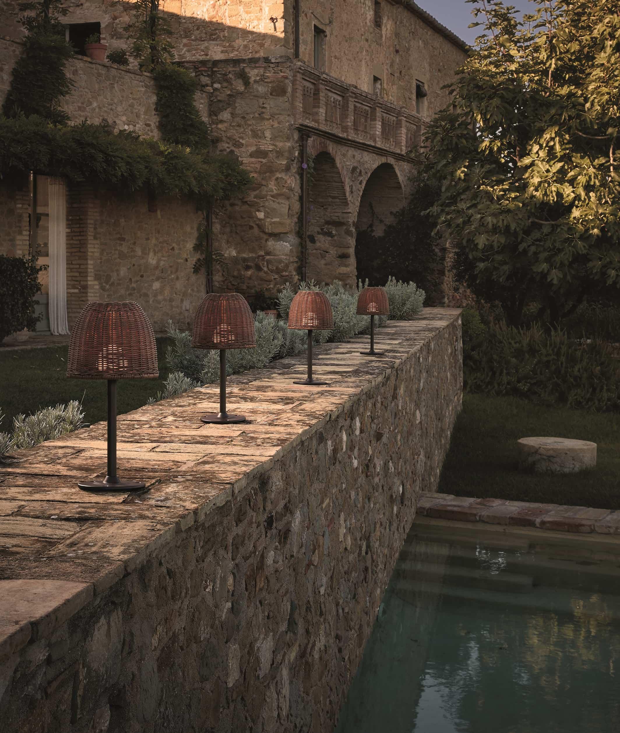 Gärten und Pools - Gartenbeleuchtung