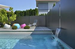 Sichtschutz für den Gartenpool - Gärten & Pools Sven Studer AG