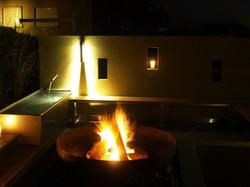 Feuerschale für Garten - Gärten & Pools Sven Studer AG