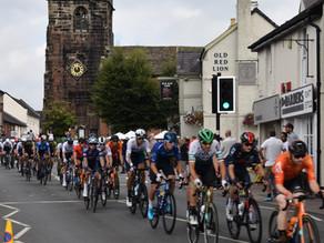 Tour of Britain through the Village