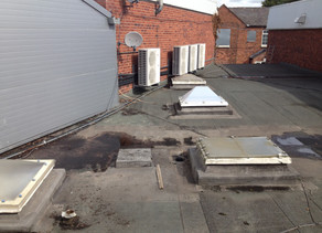 Community Centre Roofs
