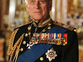 Remembering His Royal Highness The Duke of Edinburgh in Holmes Chapel